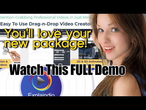 Explaindio 4 Review Demo What Is New Features of Explaindio 4