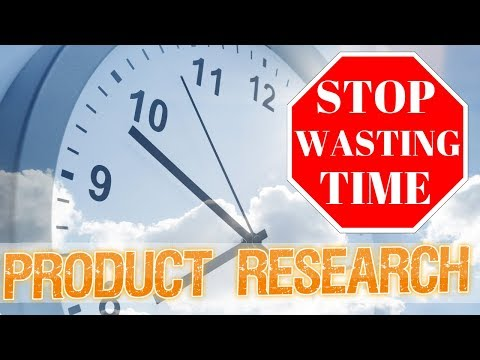 Amazon FBA Tool That Saves You Hours Of Time Doing Product Research