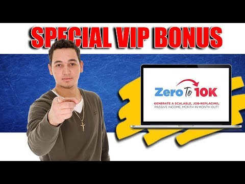 ZeroTo10K Bonus – Best ZeroTo10K Special VIP Bonus Limited Time