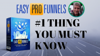 Easy Pro Funnels Review – Set Up A Complete Affiliate Funnels Fast