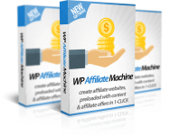 WP Affiliate Machine – Builds Sites That Earns Commissions from WarriorPlus, JVzoo & Clickbank