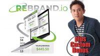 Rebrand.io Special Custom Bonus
